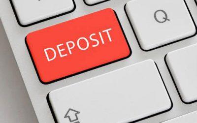 Saving for a mortgage deposit