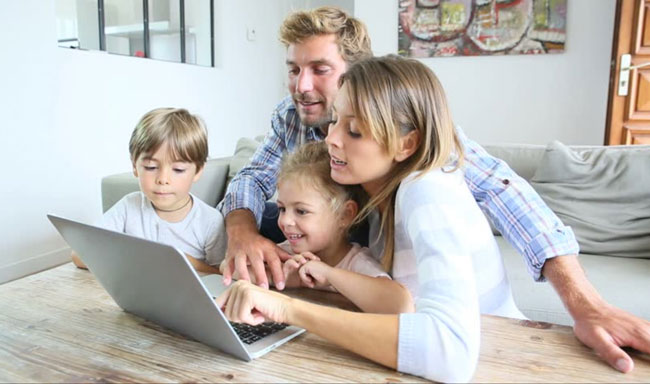 Family mortgages from Walker Beckett Mortgages Ltd