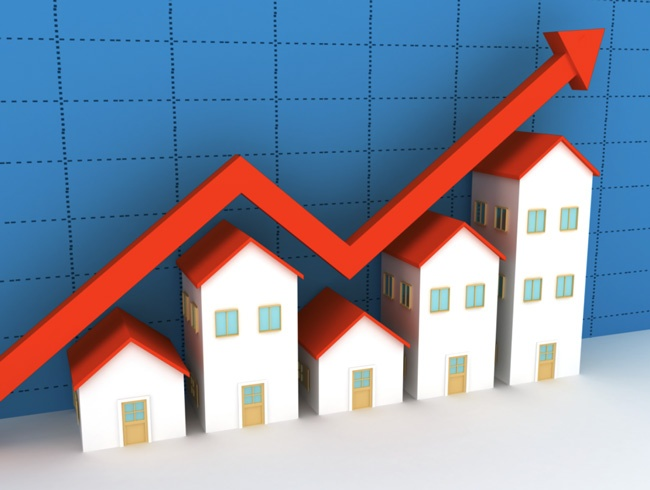 2020: The year of the highest growth in house prices in 6 years